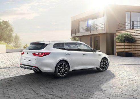 20209 Обзор автомобиля Kia Optima Sportswagon 2019