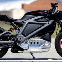 19895 Harley-Davidson LiveWire готовят в серию: когда ждать «электрохарлей»?