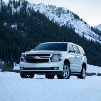 20036 Мощнее, шикарнее и дороже: начались российские продажи Chevrolet Tahoe 2018