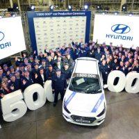 19901 Полуторамиллионным Hyundai стал Solaris