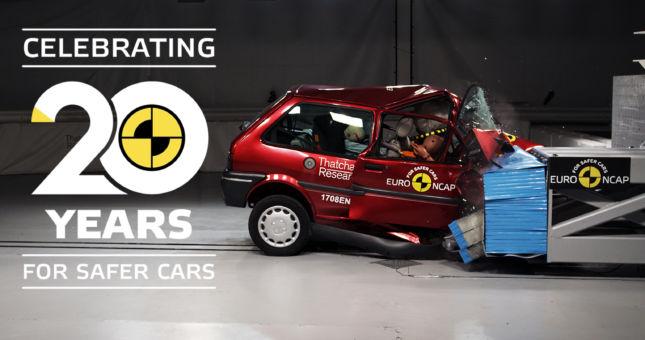 19940 Самые безопасные автомобили 2017 года по версии Euro NCAP