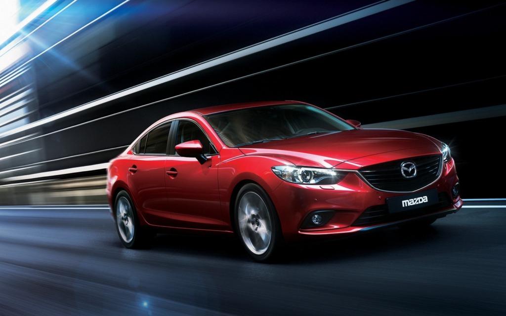 20006 У Mazda6 может заклинить «ручник»: под отзыв попали 1700 машин