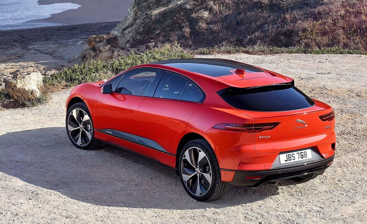20245 Обзор автомобиля Jaguar I-Pace 2019