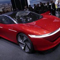 20306 Обзор автомобиля Volkswagen Touareg 2018-2019