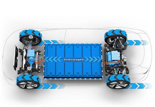 Обзор автомобиля Volkswagen ID Vizzion Concept 2018 года