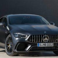 20319 Обзор автомобиля Mercedes-Benz AMG GT 2019