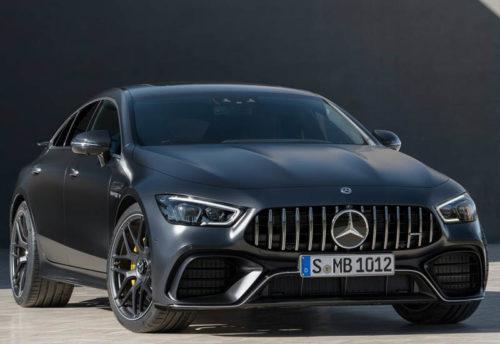 Обзор автомобиля Mercedes-Benz AMG GT 2019