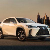 Обзор автомобиля Lexus UX 2019
