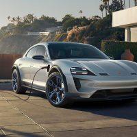 20378 Обзор автомобиля Porsche Mission E Cross Turismo Concept 2018