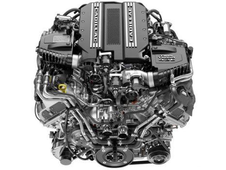 Обзор автомобиля Cadillac CT6 (V-Sport) 2018-2019