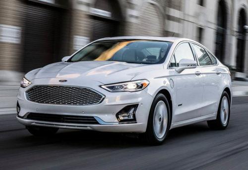 Обзор автомобиля Ford Fusion 2019