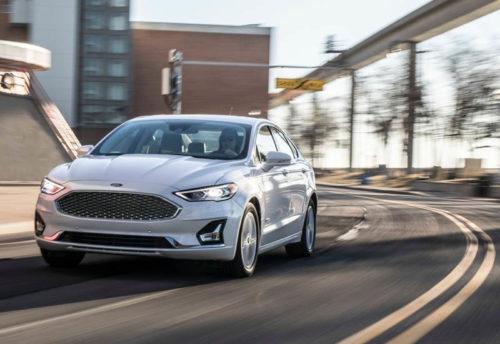 20481 Обзор автомобиля Ford Fusion 2019