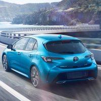 20497 Обзор автомобиля Toyota Corolla Hatchback 2019