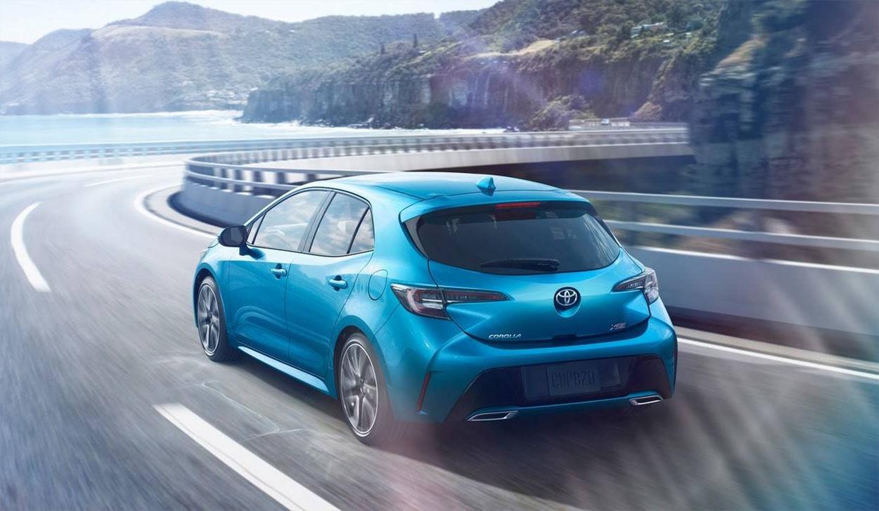 Обзор автомобиля Toyota Corolla Hatchback 2019