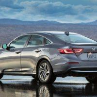 20508 Обзор автомобиля Honda Insight 2019