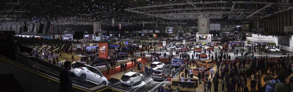 20346 Автосалон в Женеве: главные новинки для России