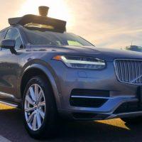 20374 Беспилотник Uber убил пешехода: первая смерть под колесами робота