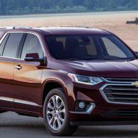 20437 Chevrolet Traverse уже едет в Россию: чего ждать от нового кроссовера?