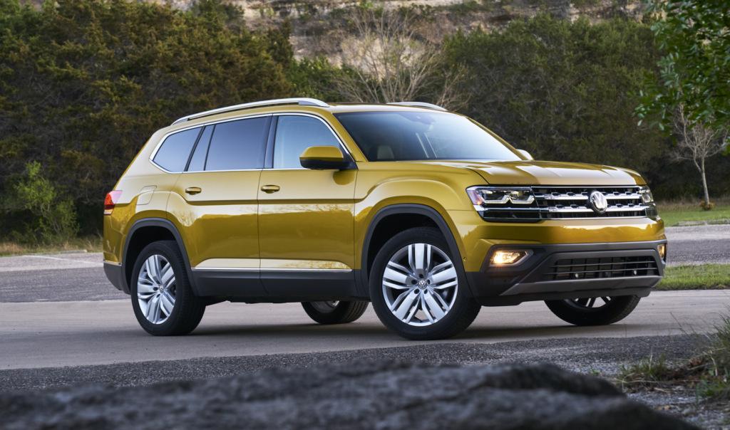 20223 Когда нам ждать самый большой внедорожник VW?
