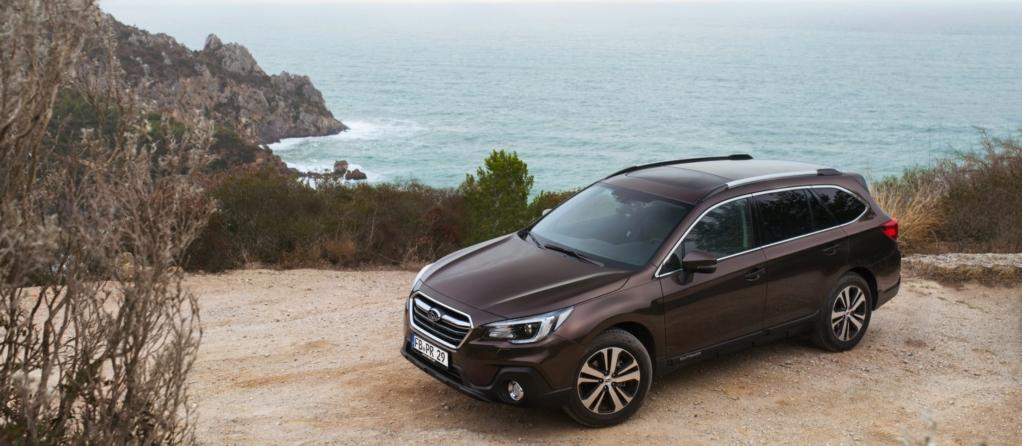 20366 Когда в Россию приедет обновленный Subaru Outback?