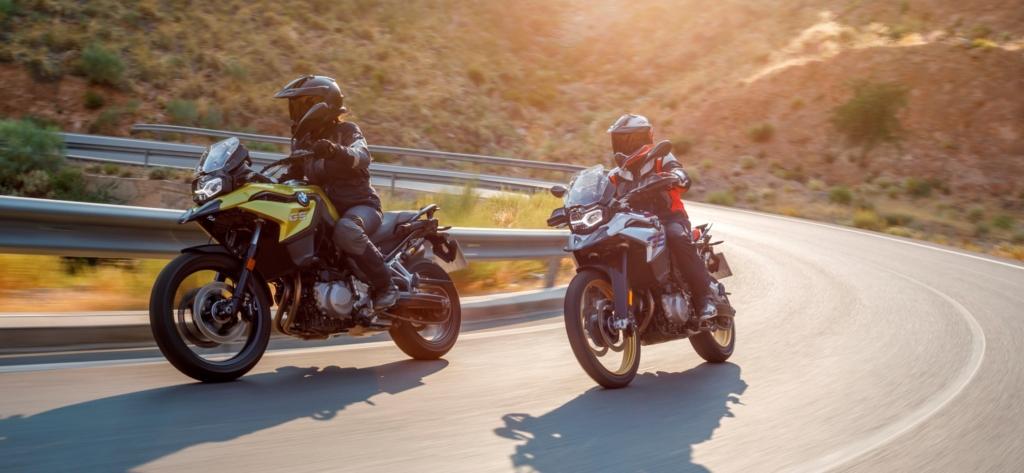 20441 Мотосезон-2018: новые BMW F750GS и F850GS уже можно заказать. Цены объявлены