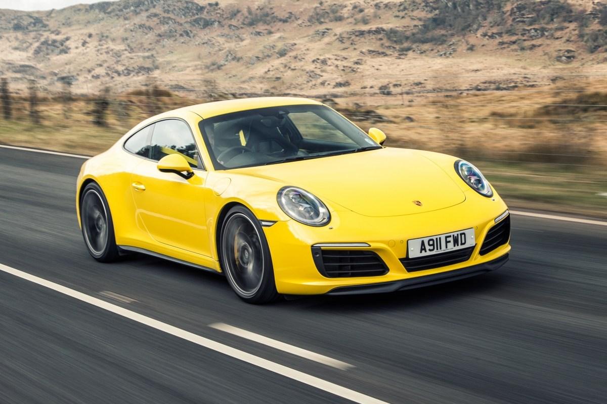20257 Porsche 911. Тот неловкий момент.... Porsche 911 Carrera