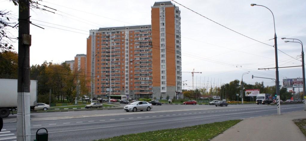 20271 Столб из Бирюлево участвовать в аварии отказался