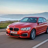 20435 Упиваемся рестайлинговым хэтчбеком BMW первой серии. BMW 1 Series 5-ти дверный (F20)