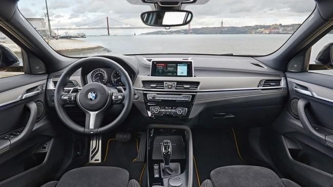 Упоённо носимся по серпантинам на кросс-хэтче BMW X2. BMW X2