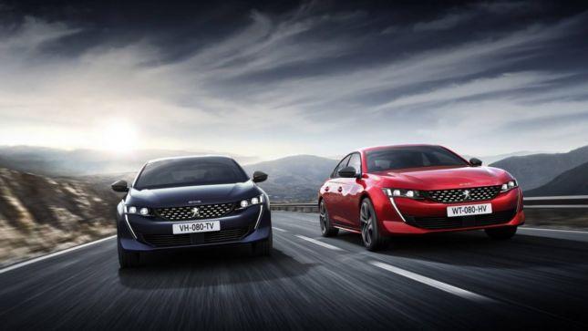 20263 Женева 2018: новый Peugeot 508, преемник Partner и концепт Rifter 4×4 Concept