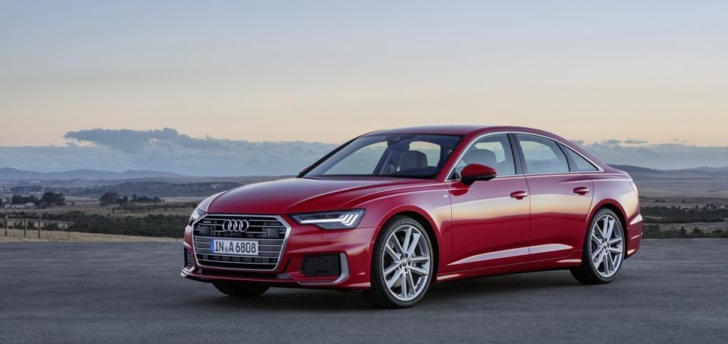 20213 Знакомимся с седаном Audi A6 перед премьерой