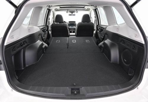 Обзор автомобиля Subaru Forester 2019