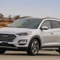 20574 Обзор автомобиля Hyundai Tucson 2019