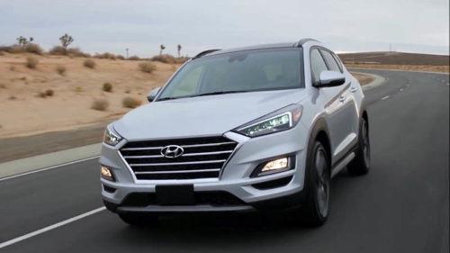Обзор автомобиля Hyundai Tucson 2019