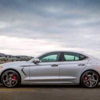 20643 Обзор автомобиля Genesis G70 2019 Sedan 2019