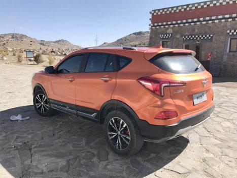 Обзор автомобиля Haima S5 2018