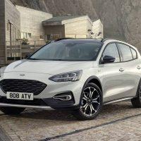 20681 Обзор автомобиля Ford Focus 2019