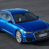 20699 Обзор автомобиля Audi A6 Avant 2019