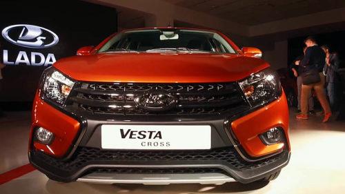 Обзор автомобиля Lada Vesta 2018