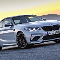 Обзор автомобиля BMW M2 Competition 2018