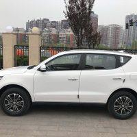 20788 Обзор автомобиля Geely Vision X6 2018