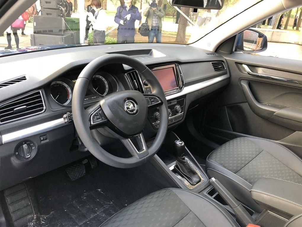 Обзор автомобиля Skoda Kamiq 2018