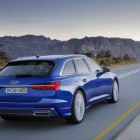 20618 Audi официально рассекретила универсал A6 Avant