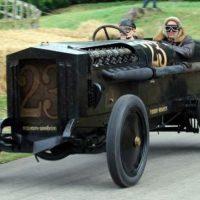 Автомобили с невероятными моторами