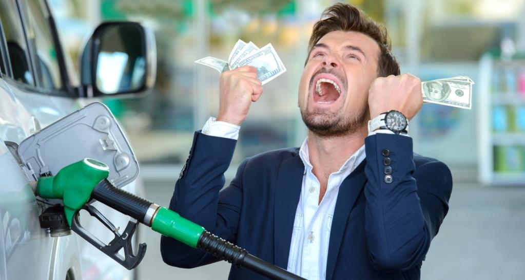 20541 Бензин может подорожать на 5 рублей