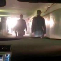 20612 Гонки по подземным переходам: новый скандал с участием золотой молодежи
