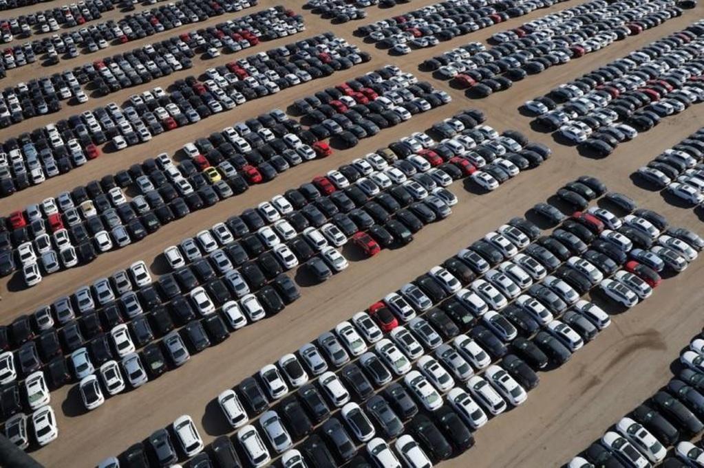 Куда исчезли скандальные VW? В США нашли автокладбища на сотни тысяч машин