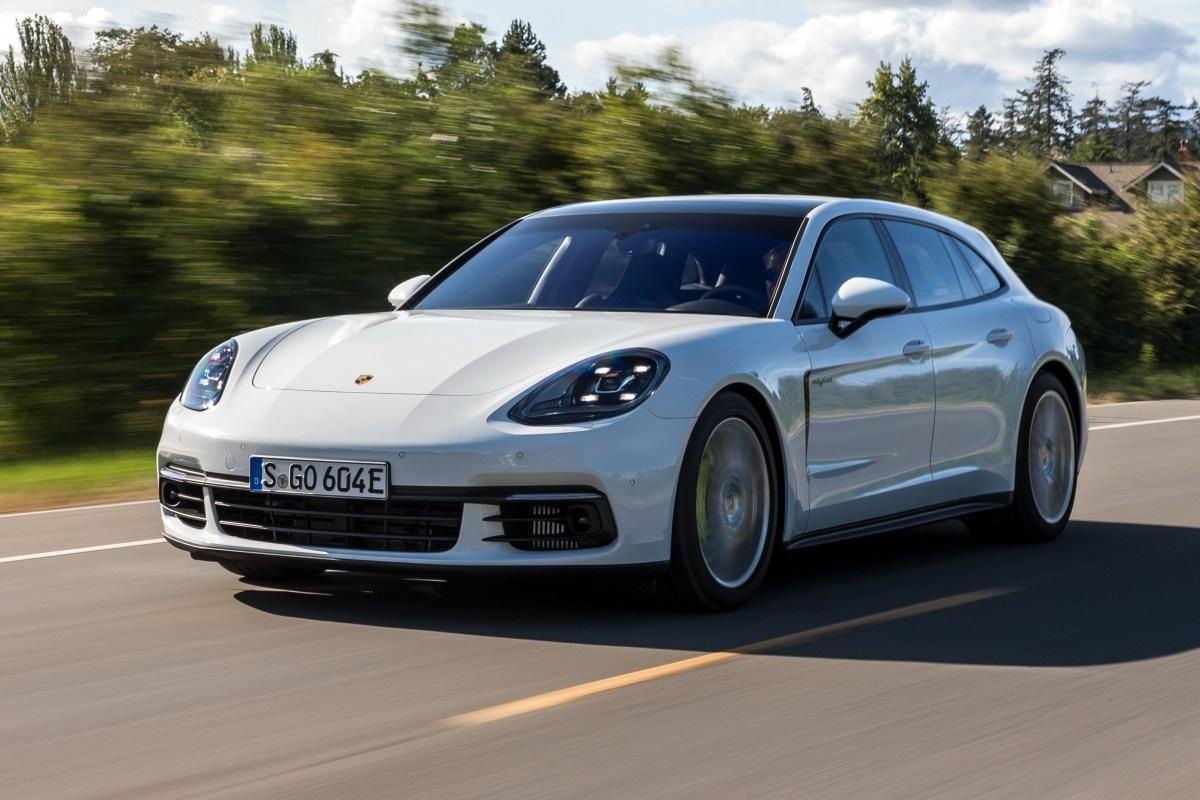 Porsche Panamera Sport Tourismo. Теперь не только лифтбек. Porsche Panamera Sport Turismo
