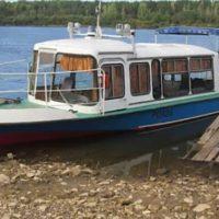 20711 В Кирове построили единственный в мире яхтобус