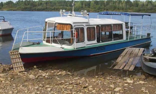 В Кирове построили единственный в мире яхтобус
